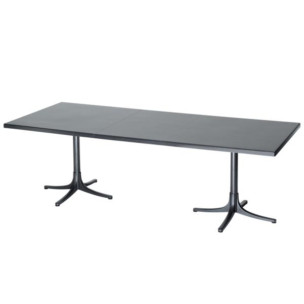 Details: Fiberglass table Schaffhausen 140/210x80 extendable