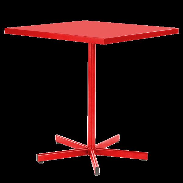Details: Metal table Basic Color 70x70