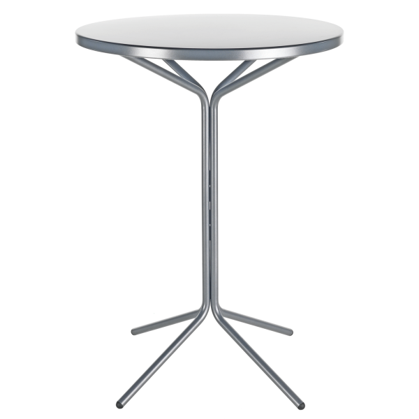 Details: Metal bistro standing table PIX ø80/110