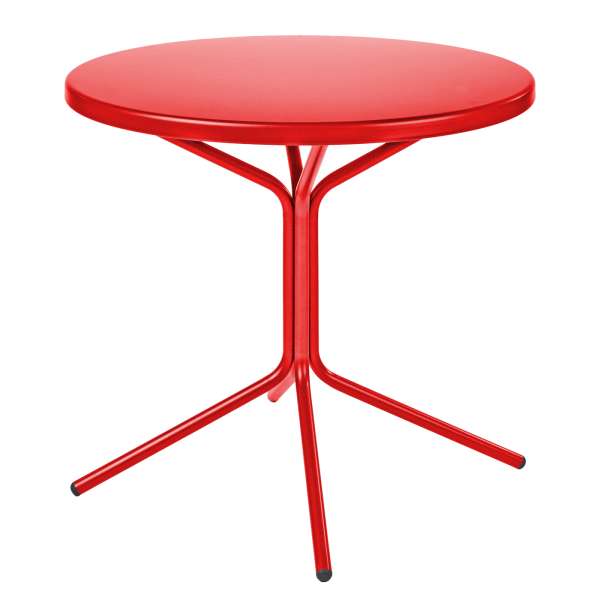Details: Metal bistro table PIX ø80/72