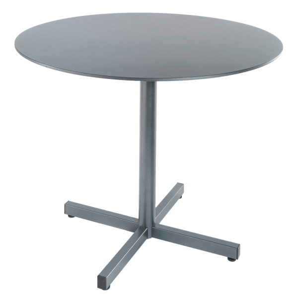 Details: Fiberglass table Basel ø90 Basel
