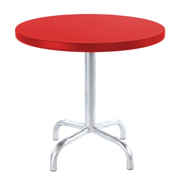 Details: Metal table Säntis ø54 | Hight: 50