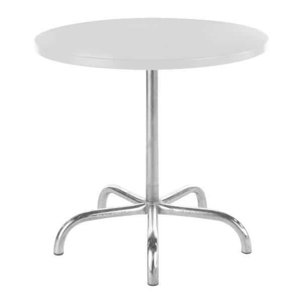 Details: Metal table Säntis ø80