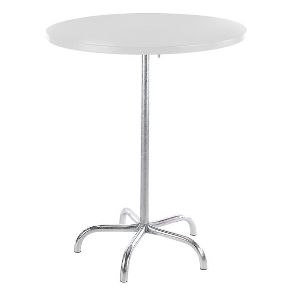 Details: Metal bar table Säntis ø80