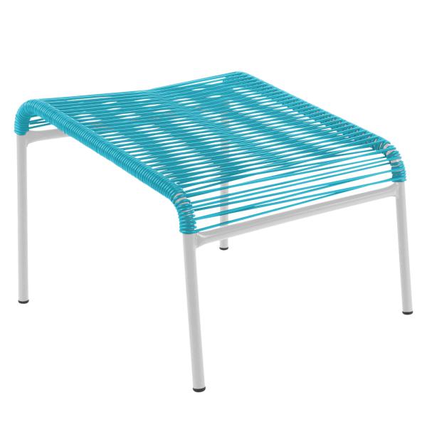 Details: «Spaghetti» stool Säntis