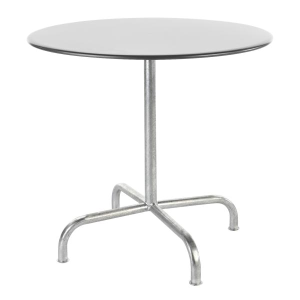 Details: Metal table Rigi ø80