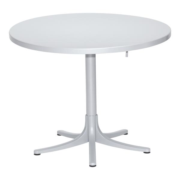 Details: Metal table Arbon ø92