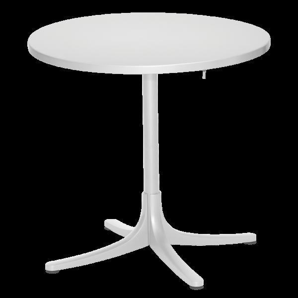 Details: Metal table Arbon ø72
