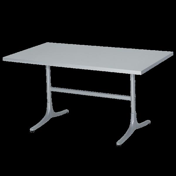 Details: Metal table Arbon 117x70