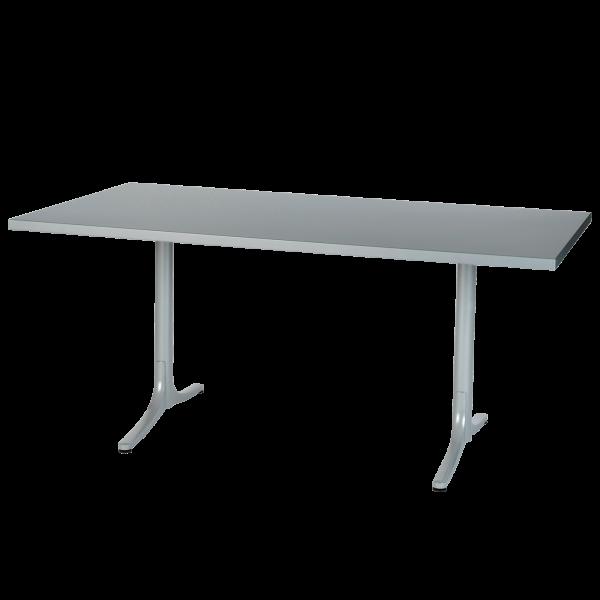 Details: Metal table Arbon 165x90