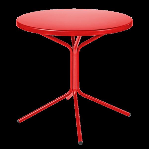 Details: Metal bistro table PIX ø60/70