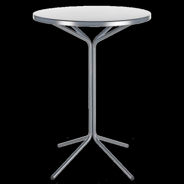 Details: Metal bistro standing table PIX ø60/110
