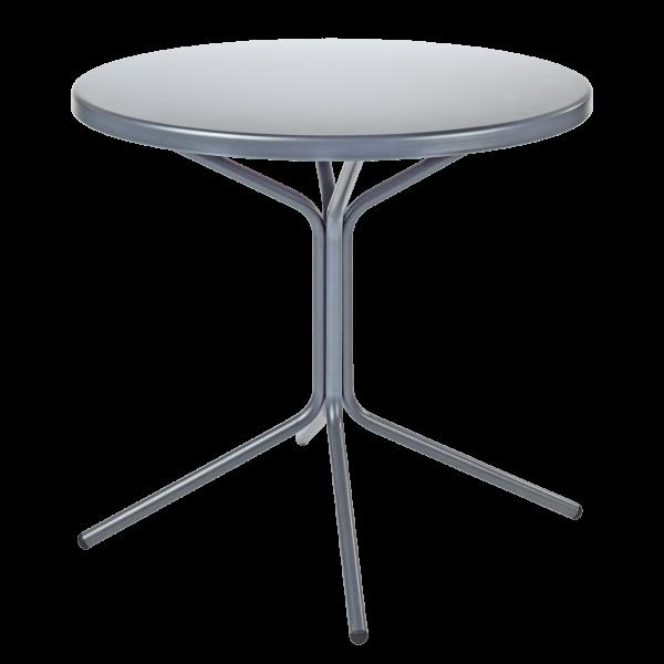 Details: Metal bistro table PIX ø80