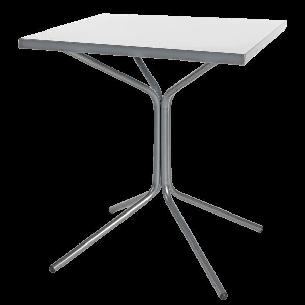 Details: Metal bistro table PIX 70x70