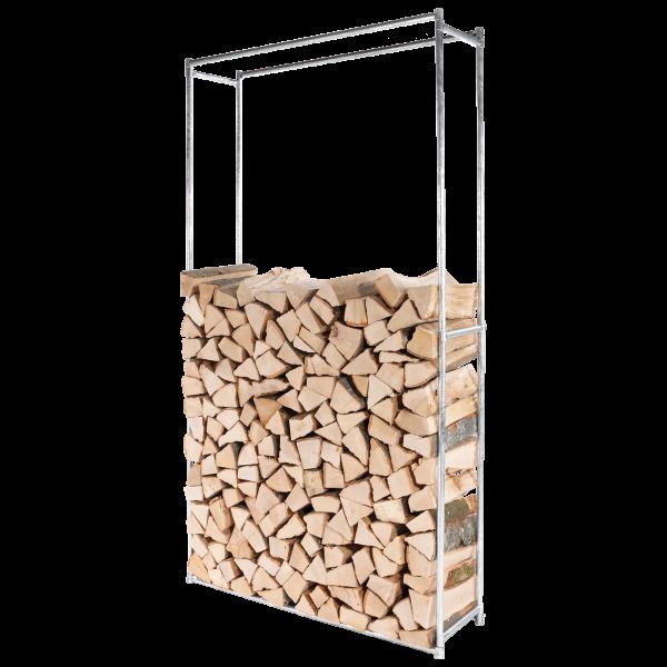 Details: Stockage de bois grande 100x28 | hauteur: 180